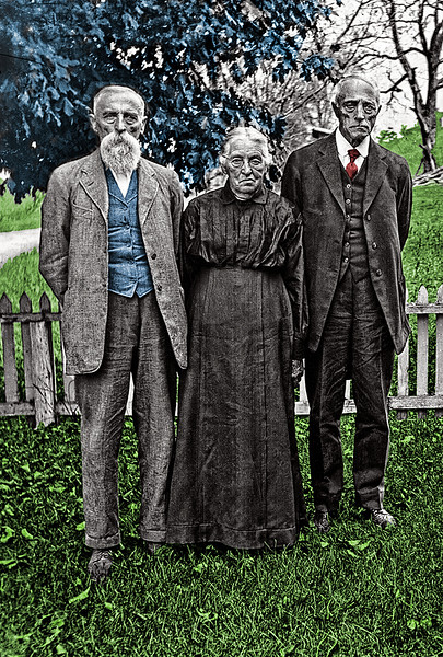 Somebody's Ancestors