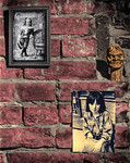 South Street Studio Wall