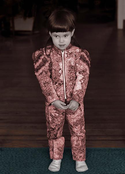 Yoha, Korean Suit