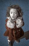 Una, Winter Coat