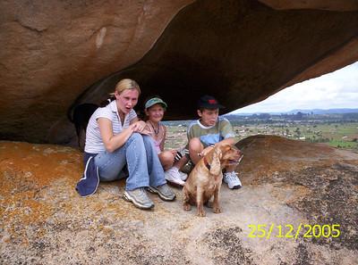 A Visit to Zimbabwe - 2005/2006