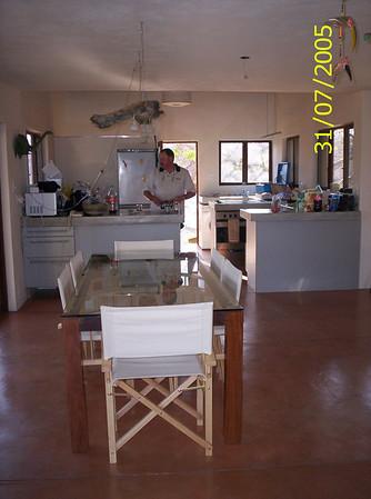 Hoedspruit - July 2005
