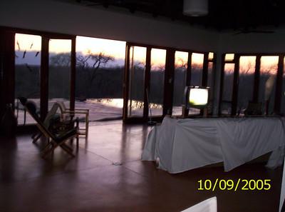 Hoedspruit - September 2005