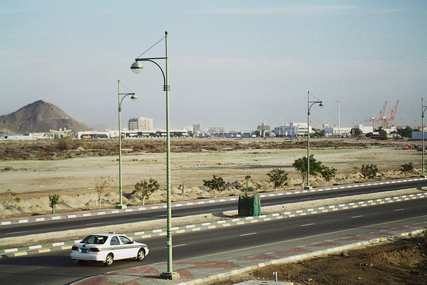 First Impressions - Fujairah (49 Photographs)