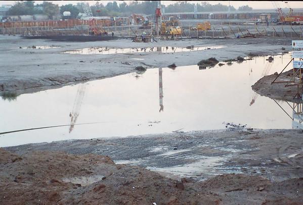 First Rains - Fujairah (6 Photographs)