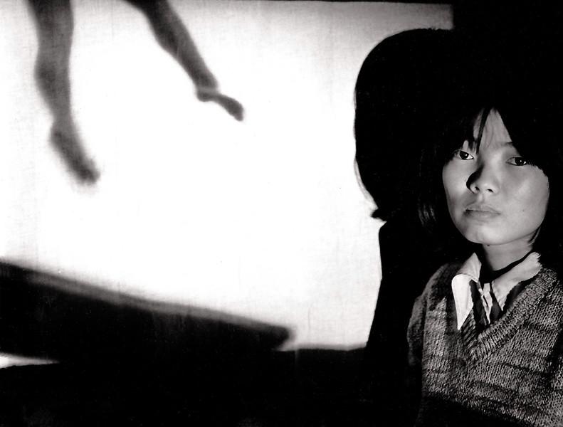 Digitized black & white silver print, recorded 1982.