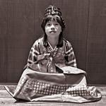 Yoha Wearing a Hanbok