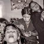 Una, Yoha, Ronnie Face the Camera, Sunjeon Eats Rice