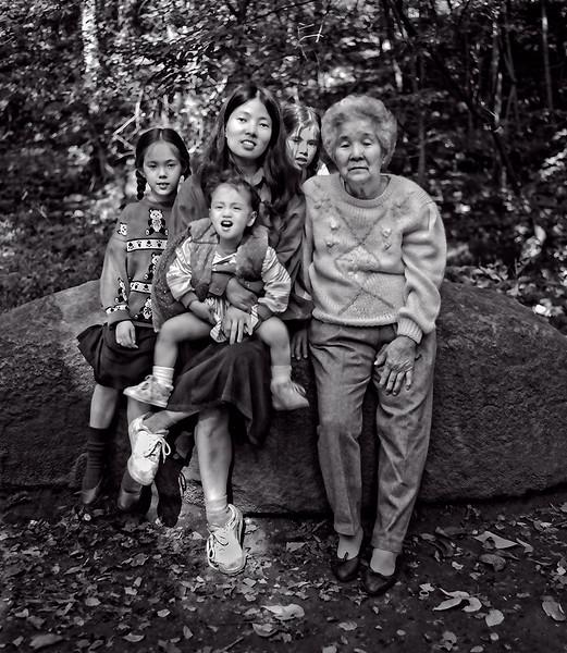 Lee Family Women, Morris Park