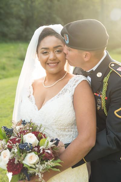 Dillon & Heidi Wedding