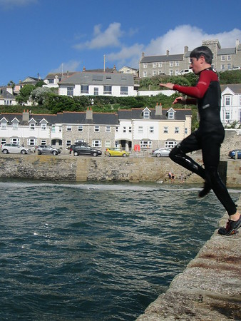 Dillon Jumping