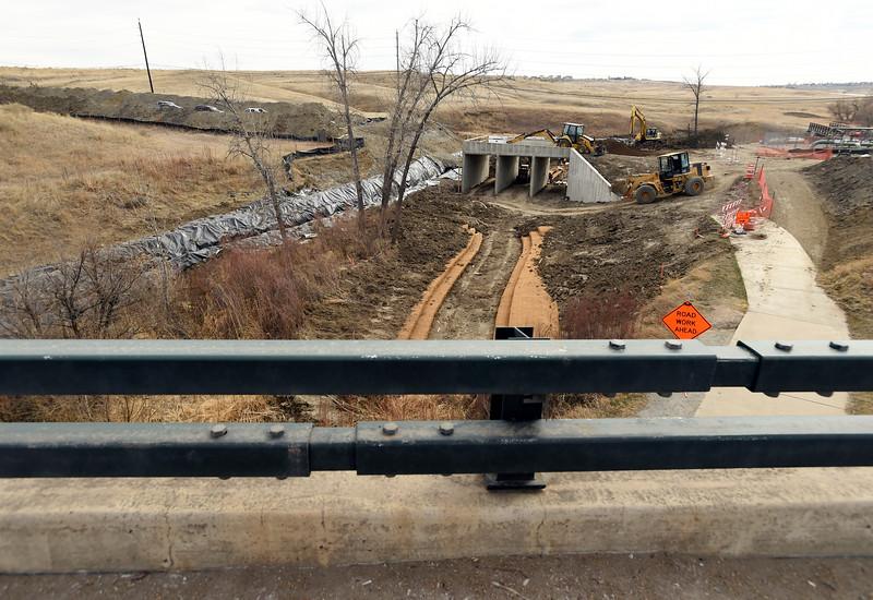 Dillon Road Flood Repair