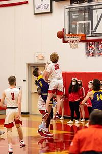 Dillon, Basketball, KHS-1051