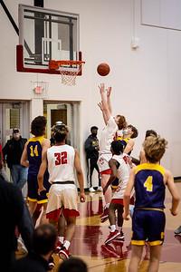 Dillon, Basketball, KHS-1154