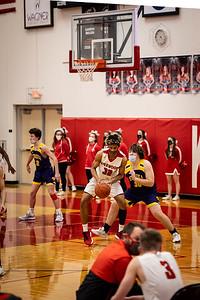 Dillon, Basketball, KHS-1162