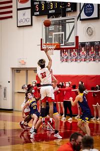 Dillon, Basketball, KHS-1165