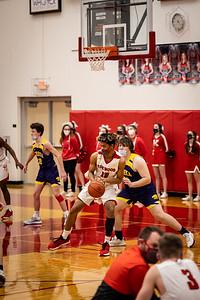 Dillon, Basketball, KHS-1163