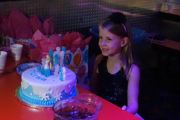 Dilynn's 6th Birthday