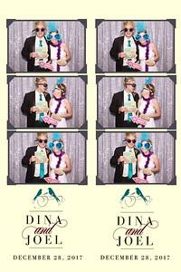 Dina and Joel's Wedding