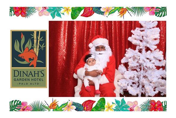 Dinah's Holiday