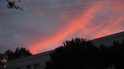 Sky over Torba April 15 2008