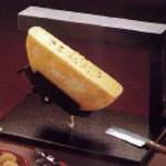 The raclette cooker! http://en.wikipedia.org/wiki/Raclette
