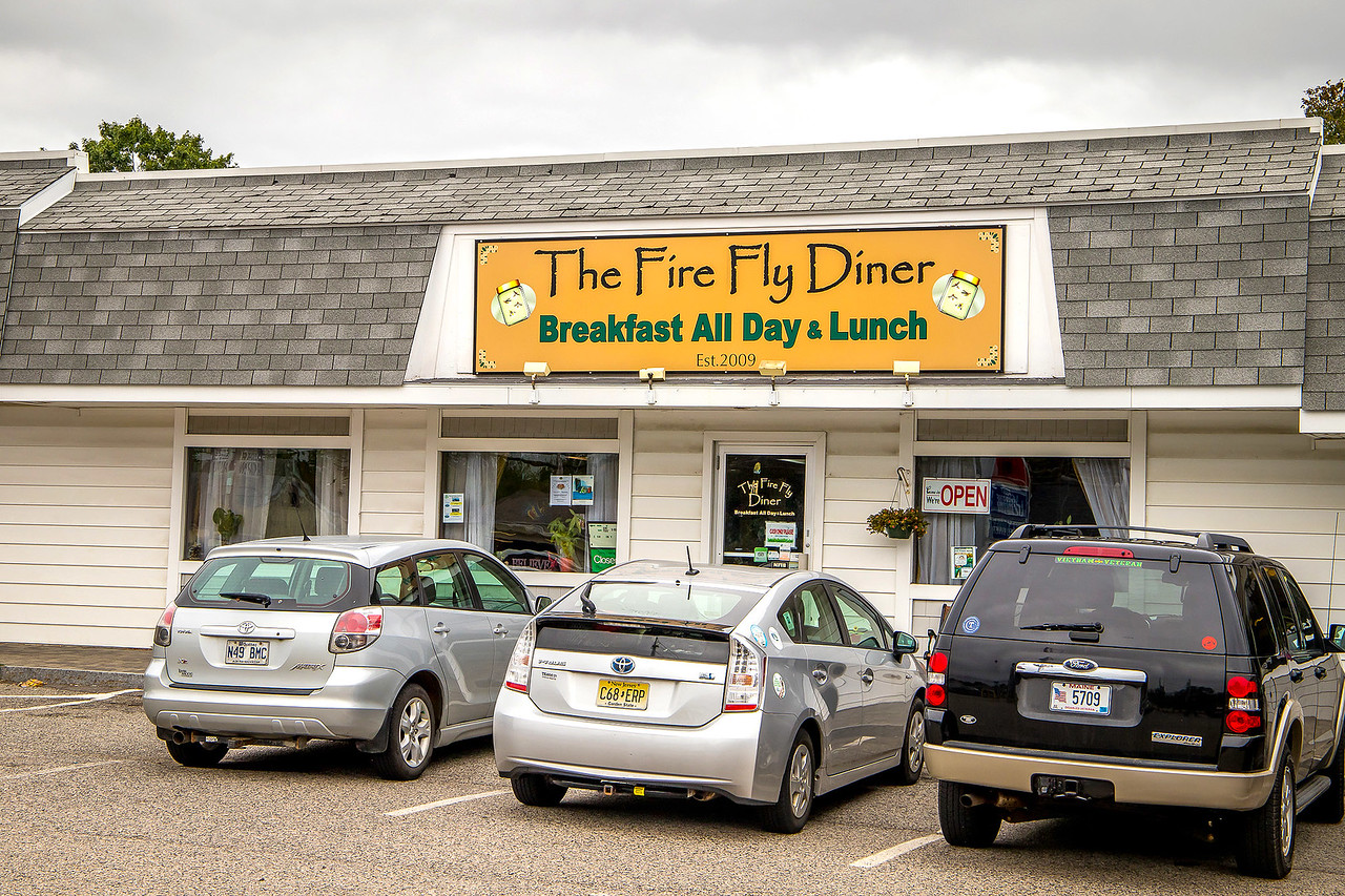 The Fire Fly Diner