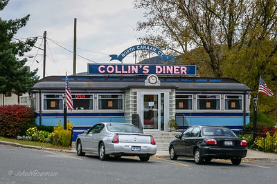 1941 Jerry O'Mahon Diner - North Canaan, CT
