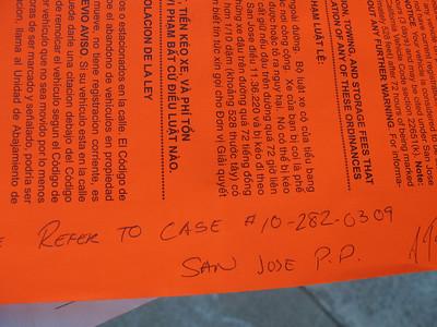 Car Weels stolen100710