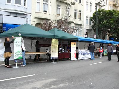 SF Festival Booth051510