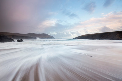 Morning Light at Clogher Beach -IMG_1596