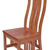 Colonial Chair - Medium Oak