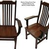 Mission Chair - Natural Walnut