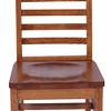 Railroad Chair - Medium Oak