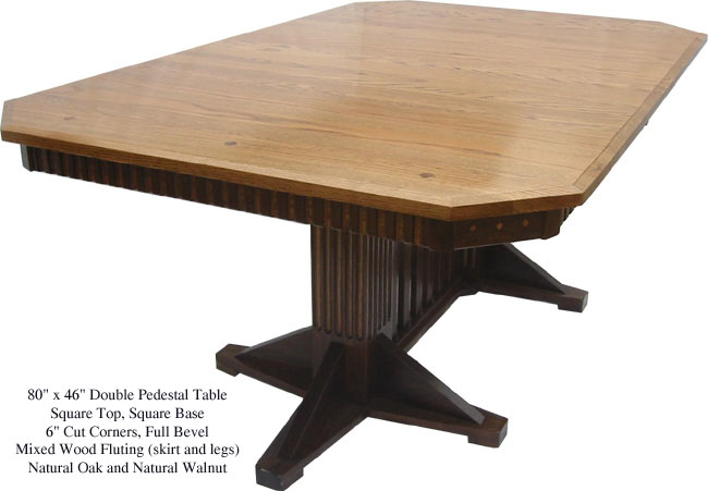 dining-table-fluted-mission-mixed-wood-angle