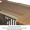 table-fluted-mission-mixed-wood-leaf