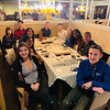 UMass Lowell students from the LAB emeritus Deborah Finch's marketing for non-profits class