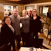 From left, LAB executive director Elizabeth Cannon of Lowell, Kevin and Tara Morrisey of Chelmsford, Michael Foster of Lawrence and Dracut Selectwoman Alison Hughes of Dracut