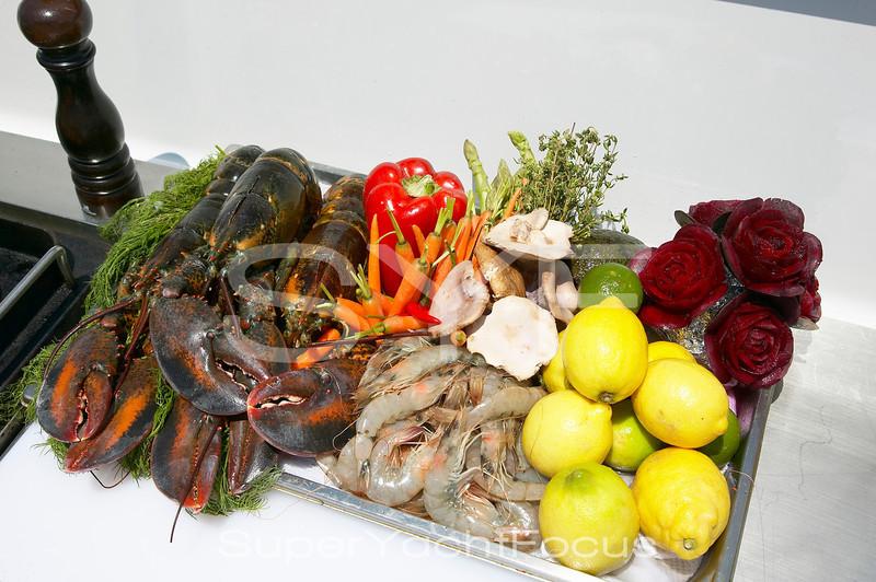 Shellfish & lobster