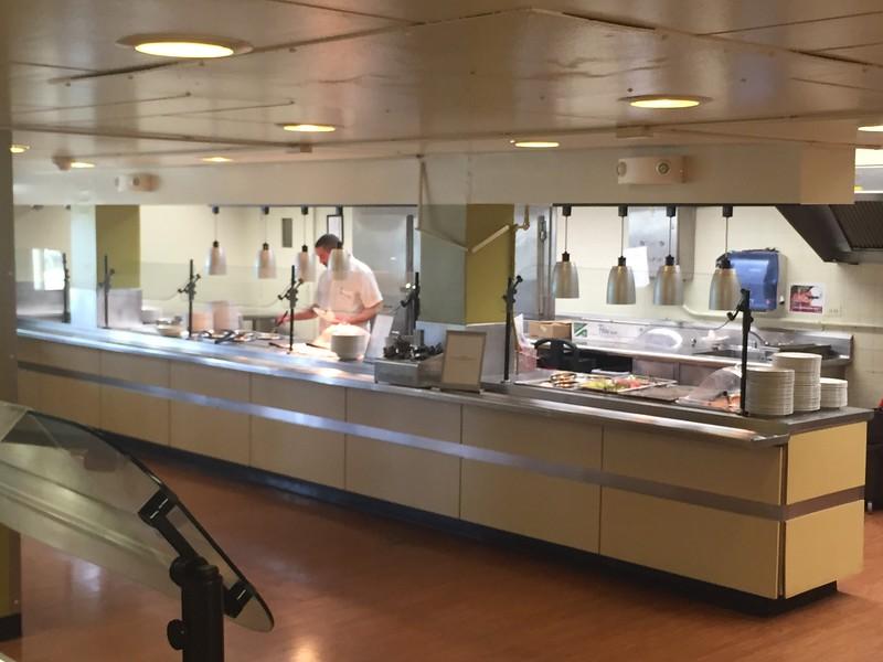 Dining; Dining Hall; Dutch Quad
