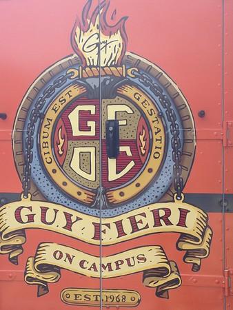 Guy Fieri Food Truck