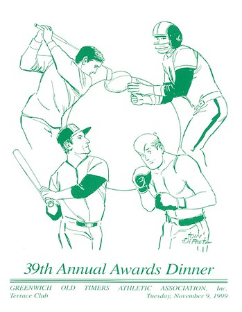 Annual Dinner Program Books