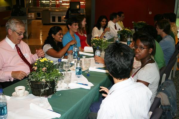 Dinner with 12 Strangers - 2007
