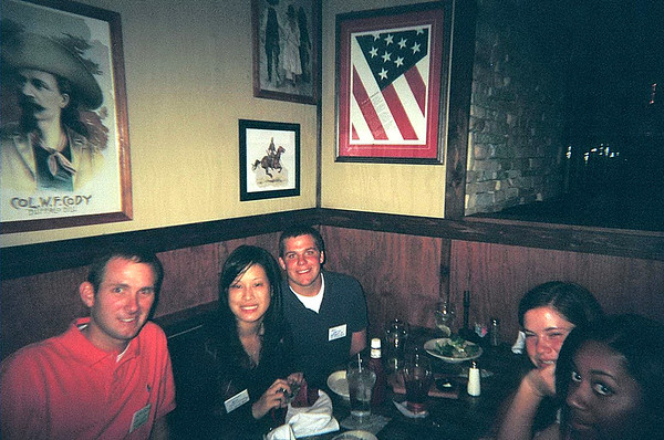 Dinner with Twelve Strangers - 2006