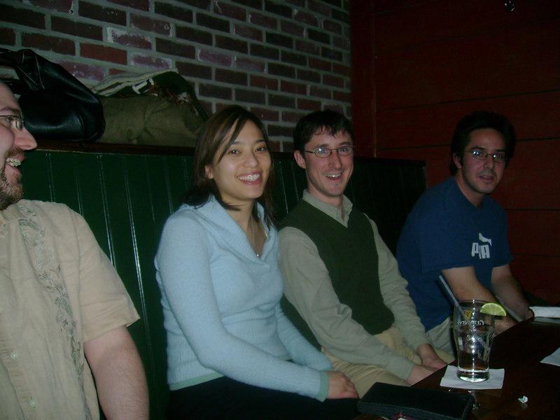Cynthia, Chris and Kyle