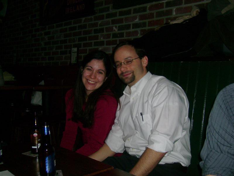 Linda and Adam