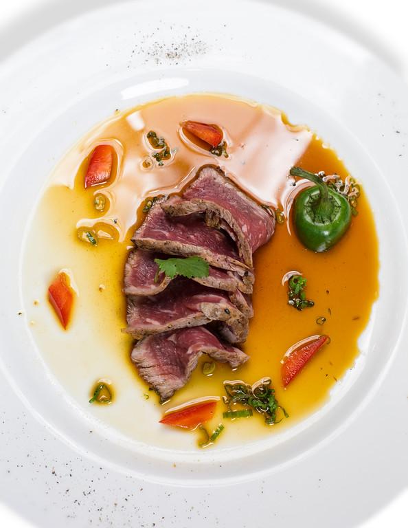 Seared Beef Tatakie