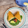 Spanakopita ( Greek Spinach Pie)