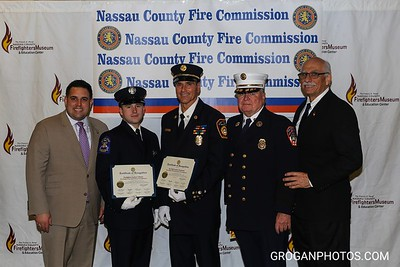 Fire Commission Awards April 5, 2017