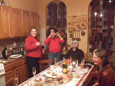 Christmas day at Vito & A 10